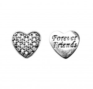 Charms beads Friends Forever Srebro 925